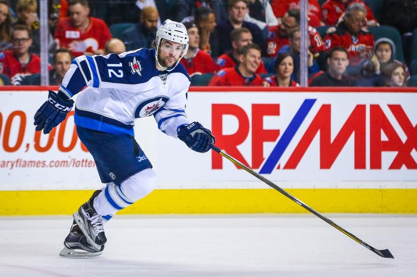 sports shoes b0cc6 39123 Drew Stafford is Destroying the Winnipeg Jets Season